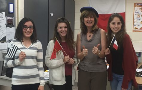 French Club Explores Language, Food, Fun