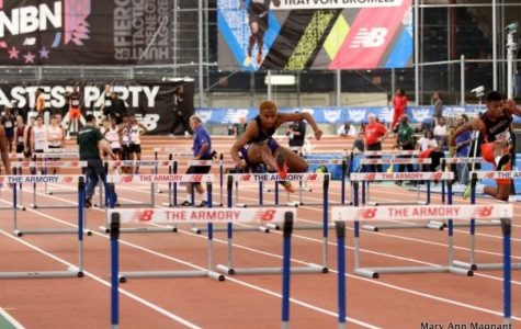 Tallwood Track Shines at Indoor Nationals