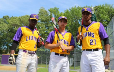 The Big Three Lead Lion's Baseball in the Right Direction
