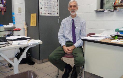 Meet a Lion: Mr. Waagen