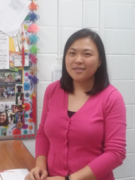 Meet a Lion: Mrs. Zhang