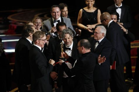 The white savior complex earns another award at the Oscars