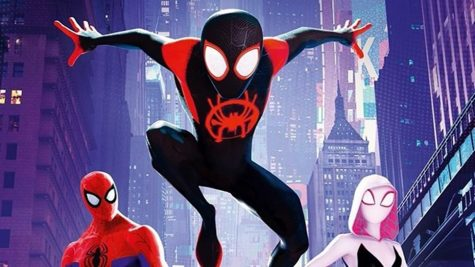 """The newest Spider-Man will take you """"into the spider-verse"""""""