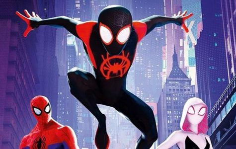 "The newest Spider-Man will take you ""into the spider-verse"""