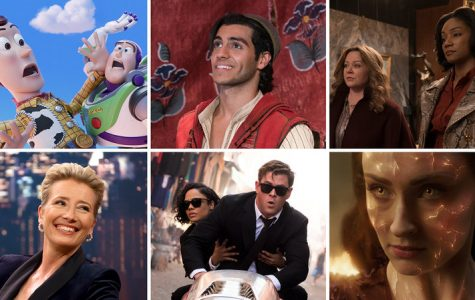 Top 5 Action/Adventure Movies of 2019