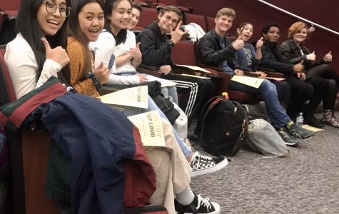 """Annual """"Poetry Out Loud"""" contest celebrates the art fom"""