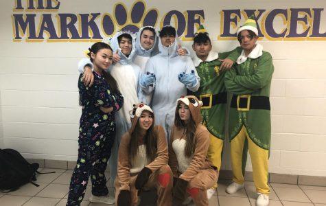 Tallwood lions show school spirit