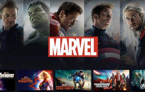 My top ten Marvel movies