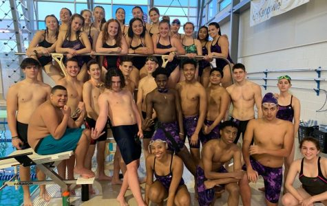 Tallwood Varsity Swim: A Whirlwind Of A Year
