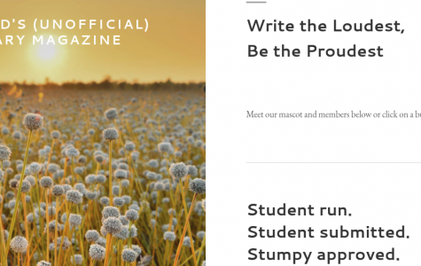Tallwood students take running Lit Mag into their own hands in the wake of COVID-19